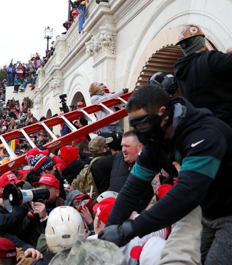 Rapport capitoolbestorming: forse fouten gemaakt bij onder meer politie
