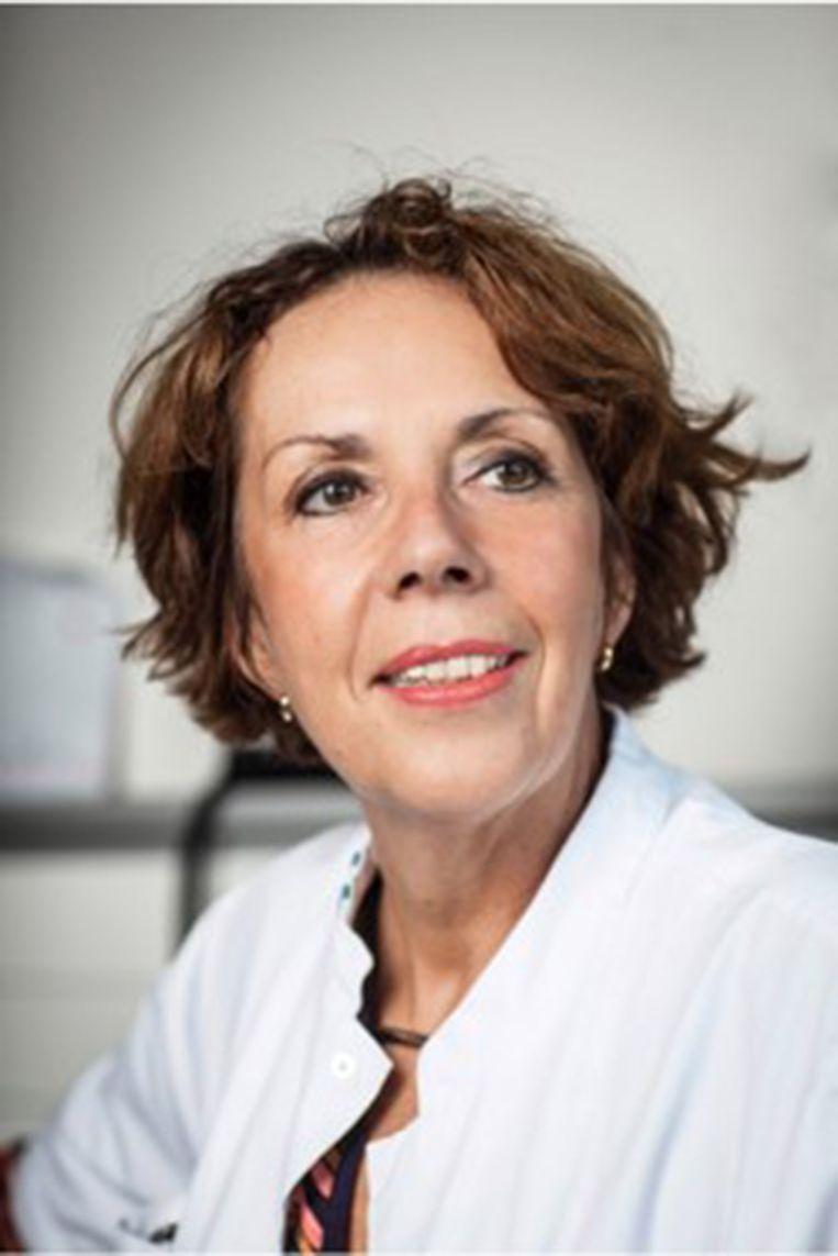 Angela Maas. Beeld Radboudumc