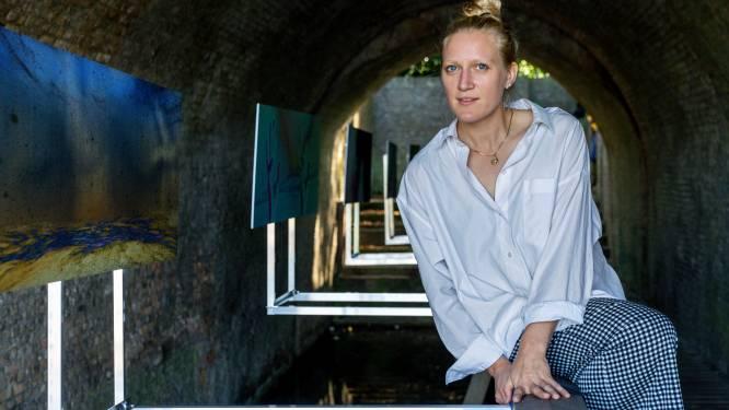 Opwarmer voor Art Festival: Kunstenaar zet krochten van Heusden in de spotlights