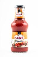 De beste saus voor bij vis: Calvé Barbecue.