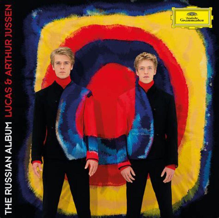 Lucas & Arthur Jussen, The Russian Album. Beeld Deutsche Grammophon
