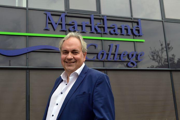 Antoine Tromp zwaait komende vrijdag af op het Markland College.
