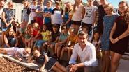 Basisschool Klim-Op ondertekent klimaatcharter