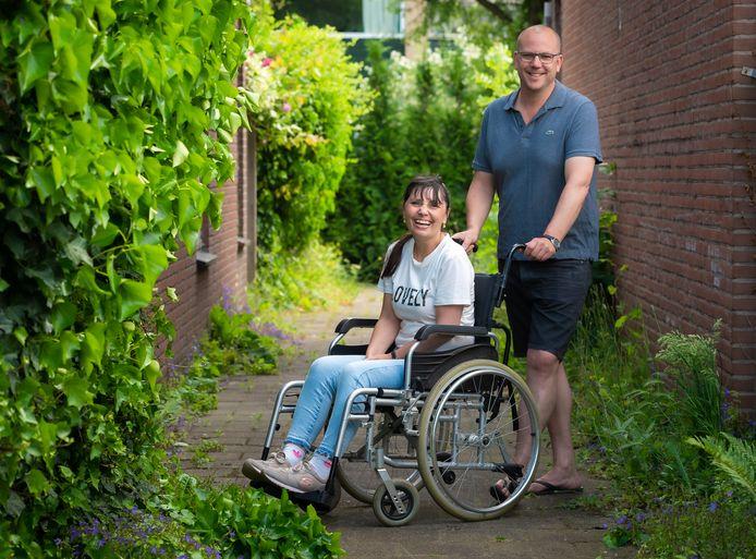 Chantal en Mick Tiggelman zijn een doneeractie gestart om het benodigde bedrag bij elkaar te krijgen.