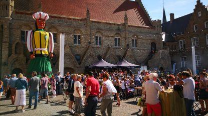 Reus Jan Turpijn bergt pensioenplannen op na succesvol reuzenfeest