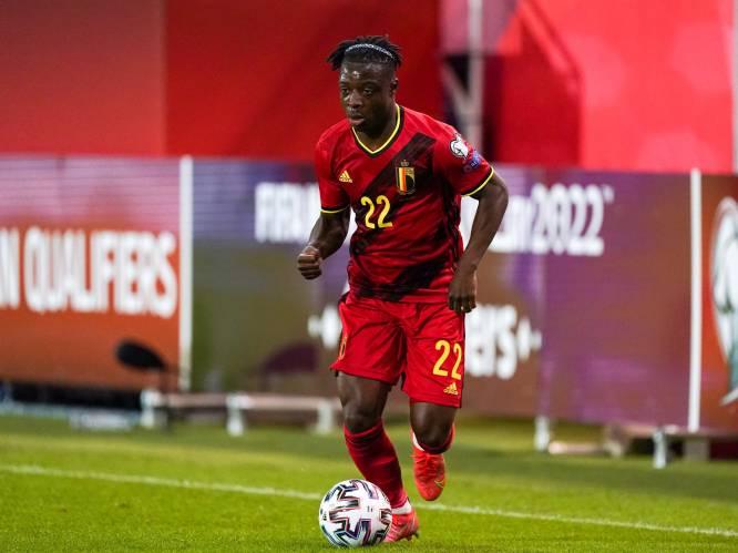 """Jérémy Doku, dribbelkoning der Belgen: """"Mijn eerste training bij Anderlecht? Iedereen was in shock"""""""