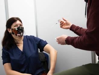 Vaccinatiecentrum Dilbeek houdt 'dry run'