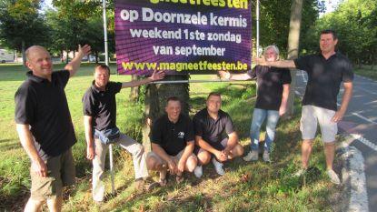 Magneetfeesten Doornzele geloven niet in begin september: editie 2020 wordt geschrapt