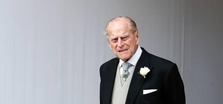 Hospitalisé, le prince Philip se porte bien selon son petit-fils William