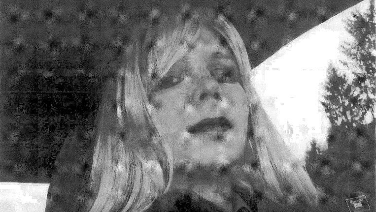 Chelsea Manning, hier in een foto uit 2010. Beeld REUTERS