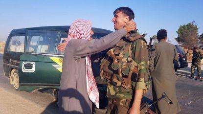 """Koerden: """"Compromis met Damascus is pijnlijk, maar het mes stond ons op de keel"""""""