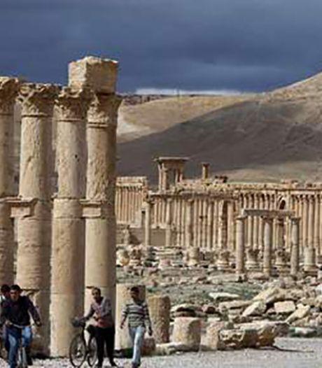 Syrisch leger trekt zich terug uit Palmyra