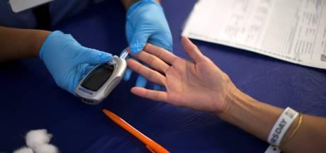 Twentse diabetespatiënt neemt trouw z'n medicatie in, en heeft dus minder klachten