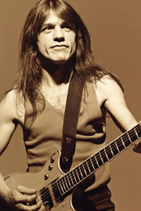 AC/DC-oprichter Malcolm Young (64) overleden