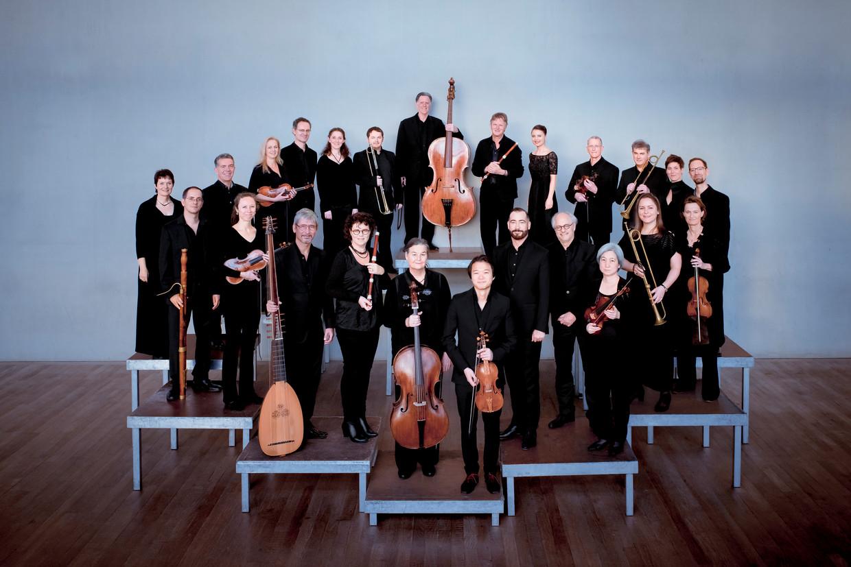 De Nederlandse Bachvereniging Beeld Simon van Boxtel