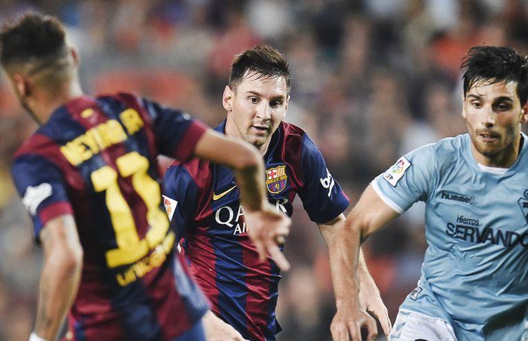 Lionel Messi Beeld null