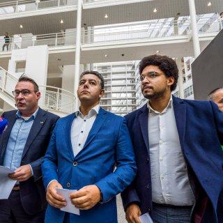 OM: Haagse oud-wethouders De Mos en Guernaoui verdacht van deelname aan criminele organisatie
