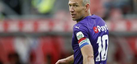 Arjen Robben, 37 ans, tire sa révérence