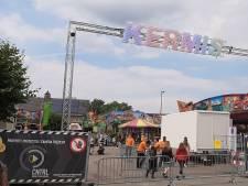 Camera's van Paaspop waken over kermis in Schijndel