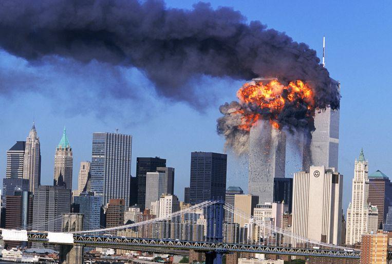 """Jones, drie maanden voor 9/11: """"We weten dat de overheid een terreurdaad aan het plannen is!"""" Beeld AP"""