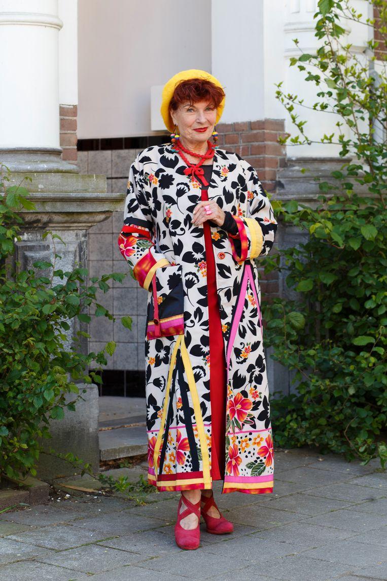 Lenny Moeskops (79) Beeld Carly Wollaert