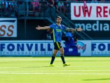 Senesi met Feyenoord terug in Emmen waar het voor hem allemaal begon