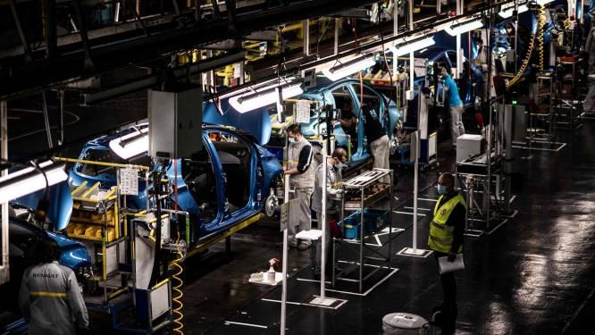 Autoverkoop in Europa herstelt zich in eerste kwartaal