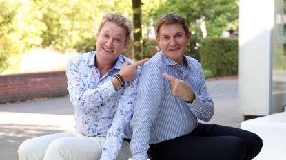 """Bart Kaëll en Luc Appermont zijn al 40 jaar samen: """"Vreemdgaan heeft onze relatie goed gedaan"""""""