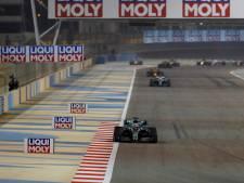 Lewis Hamilton remporte le Grand Prix de Bahreïn