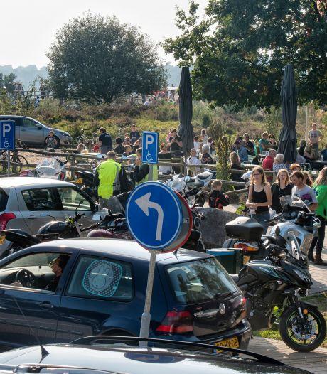 Verkeersgekte op Posbank kop indrukken met totale, tijdelijke of gedeeltelijke afsluiting? Dat wordt vandaag helder