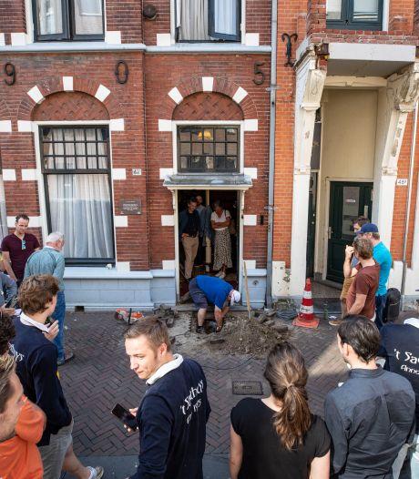 Documentairemaker Willy Berends zoekt in Enschede vergeefs naar schat van J.J. van Deinse... voorlopig