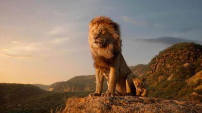 """Er zit maar één echt shot in 'The Lion King': """"Ik wilde zien of de mensen het zouden merken"""""""