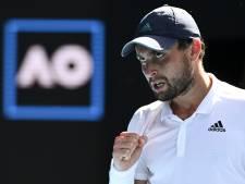 Sensation à l'Open d'Australie: 114e mondial, Karatsev qualifié pour le dernier carré