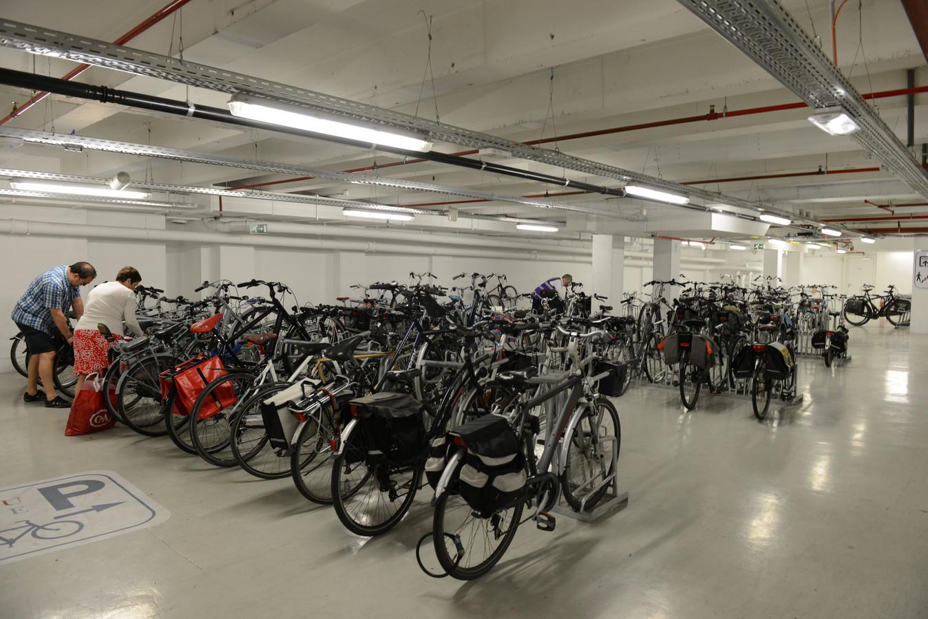 De beklaagde pleegde verschillende fietsdiefstallen in Brugge.