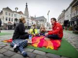 Horeca Breda regelt ludieke picknick: 'We kunnen wel een feestje gebruiken'