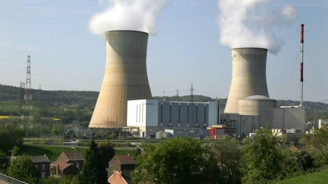 Obus uit WO 1 ontdekt op site kerncentrale Tihange