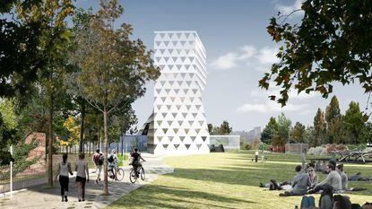 Tuin provinciehuis klaar in 2019