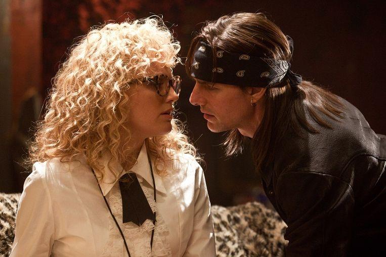 Malin Akerman en Tom Cruise. Beeld UNKNOWN
