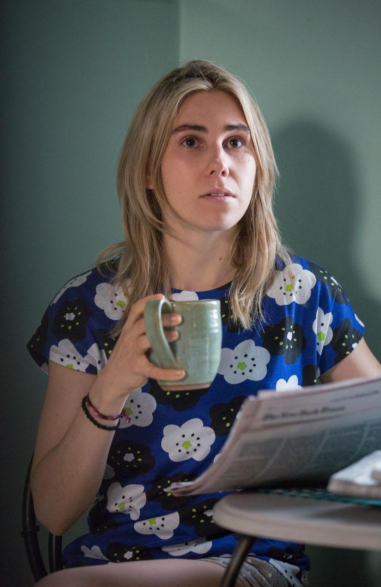 Shoshanna Shapiro, gespeeld door Zosia Mamet. Beeld
