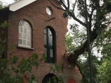 Monumentaal clubhuis van scoutingvereniging Lutem geruïneerd door storm: 'Het is verschrikkelijk'