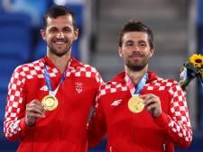 Mektic et Pavic en or au terme d'une finale du double messieurs entièrement croate