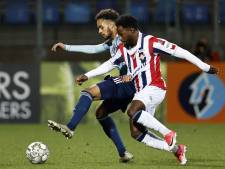Willem II'er John Yeboah is zijn vorige club VVV dankbaar