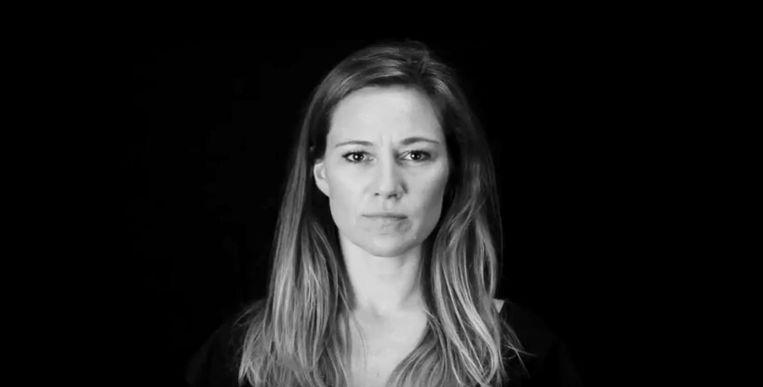 Actrice Hilde De Baerdemaeker. Beeld rv