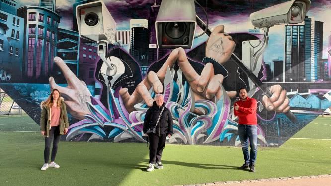 """Vilvoorde gaat samenwerking aan met Street Art Cities, dé internationale applicatie waar kunst en verhaal centraal staan: """"Hebben meer dan 50 street art-werken, en volgende locatie is al in zicht"""""""