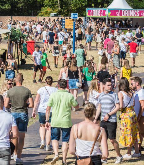 Volle bak voor tiende editie Boulevard Outdoor op Lageveld:  'Eindelijk mogen we weer'