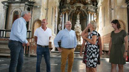 Historisch kerkje Attenhoven staat opnieuw te pronken