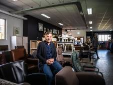 Ruud Schmidt stond in Dieren veertig jaar geleden aan de wieg van de eerste kringloopwinkel van Nederland