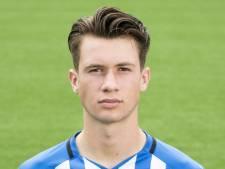Thom van der Vleut van FC Eindhoven naar Heeze