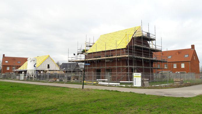 Nieuwbouw in Baarschot