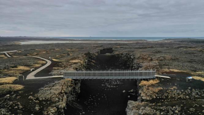 Vrees voor vulkaanuitbarsting na reeks aardbevingen in IJsland